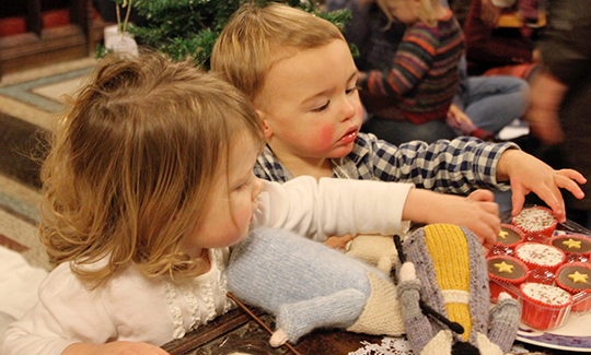 St Georges Jesmond Messy Church 1