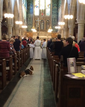 Worship at St Georges Jesmond 4